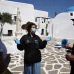Πράσινο φως της Ελλάδας για τουρίστες από 20-25 χώρες στις 15 Ιουνίου
