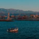 Βίντεο με drone για τα Χανιά